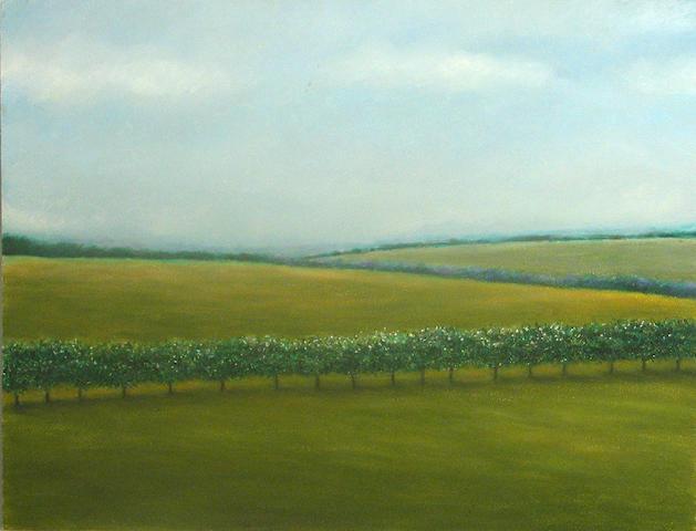 Elisa Tenenbaum (American) Norfolk, England, 1986 16 x 20in