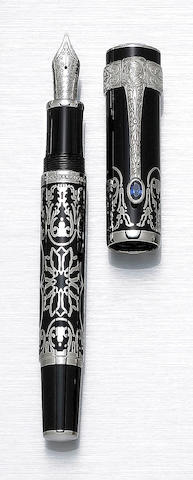 MONTBLANC:  George Washington Limited Edition America's Signatures for Freedom Series Fountain Pen