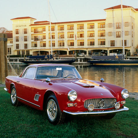 1964 Maserati 3500 GT Coupe  Chassis no. 101-2224 Engine no. 101-2224