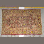 A Kerman rug South Central Persia, size approximately 4ft. 4in. x 6ft. 8in.