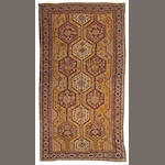 An Afshar carpet Southwest Persia, size approximately 5ft. 9in. x 9ft. 9in.