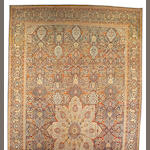 A Hadji Jalili Tabriz carpet Northwest Persia, size approximately 13ft. 7in. x 23ft.