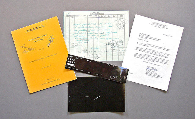GEMINI 6 TRACKING OBSERVATIONS PAPERS
