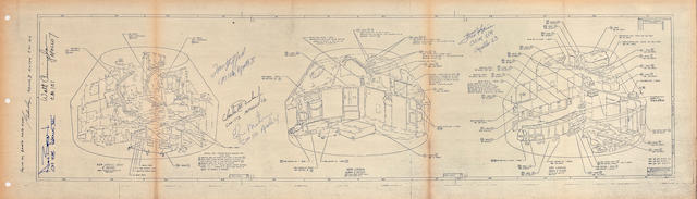 COOPER'S COMMAND MODULE BLUEPRINT.