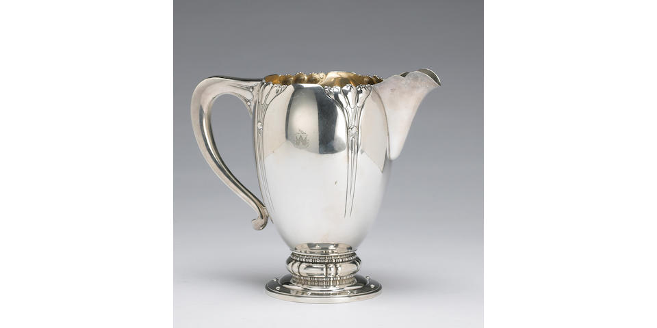 Chicago Sterling Water Pitcher by Randahl