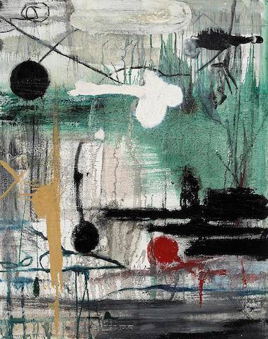 Tom Savage (American, born 1953) McGavock, 1990 30 x 24in
