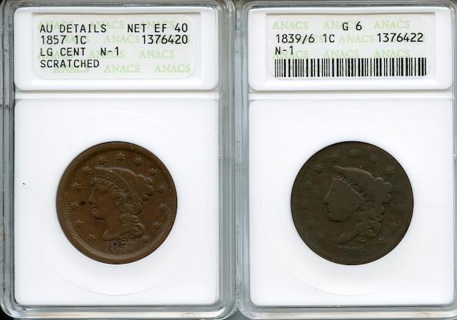 Large Cents (2)