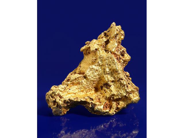 125.02ozt Australia Gold Nugget
