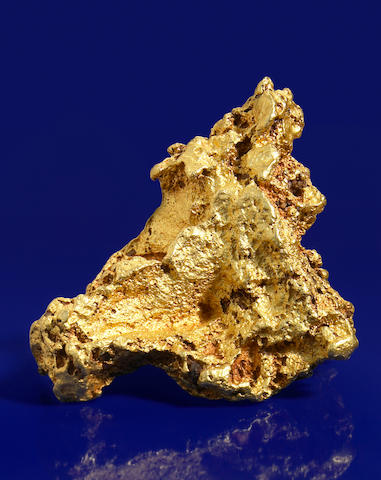Rare Large Gold Nugget
