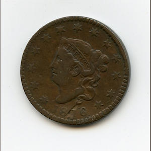 Coronet Head Large Cents (10)