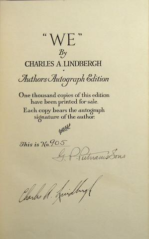 LINDBERGH, CHARLES A.