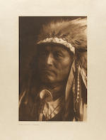 Edward S. Curtis (American, 1868-1952); Selected Images, from The North American Indian; (2)