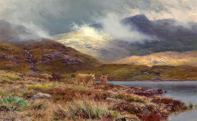 Hurt - Hills at Loch Goilhead
