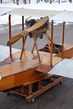Property of the Western Reserve Historical Society; formerly owned by William H. Long,1917 Curtiss MF 'Seagull' Hydroaeroplane