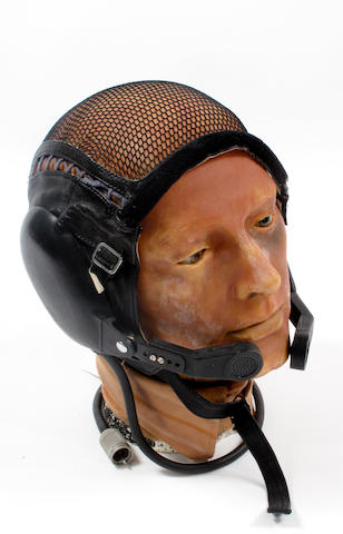 SOYUZ TM RADIO HEADSET.