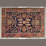 A Sarouk carpet Central Persia, size approximately 3ft. 3in. x 4ft. 7in.