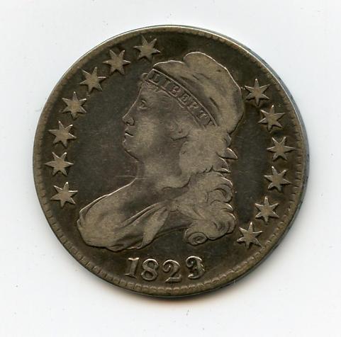 Bust Half Dollars