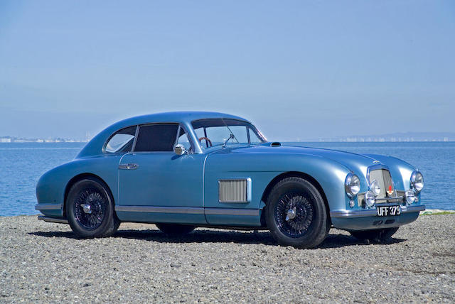 Bonhams Aston Martin DB Litre First Sanction Saloon - Aston martin db2