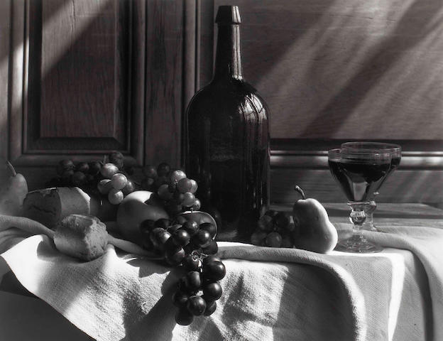 Horst P. Horst (German/American, 1906-1999); New York Still Life I;