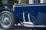 1934 Aston Martin 1½-Litre Mark II Sports Saloon  Chassis no. K4/513/L