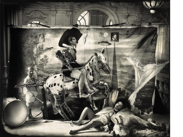Joel-Peter Witkin The Fool AP