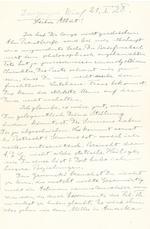 EINSTEIN, ALBERT.  1879-1955.