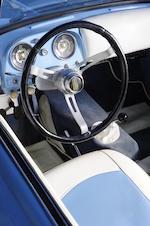 1958 FIAT 1200TV Spider  Chassis no. 103G 115 001850 Engine no. 103G 004 411504