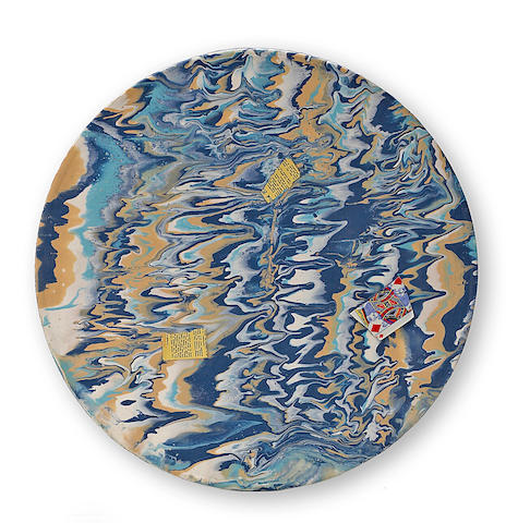 (n/a) Richard Shaw (American, born 1941) Untitled, 1985 diameter 20 1/2in
