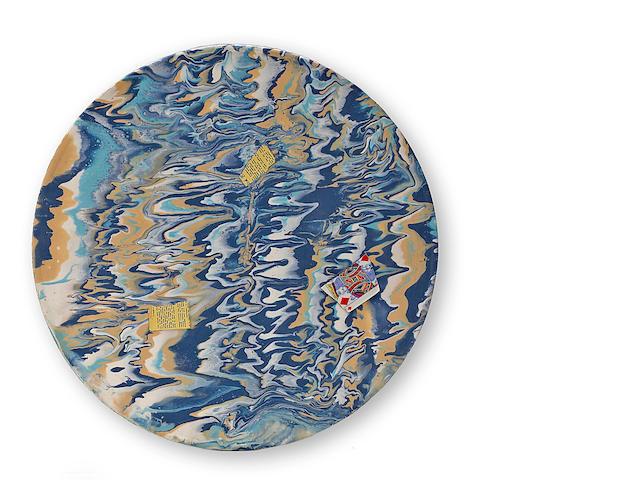 Richard Shaw (American, born 1941) Untitled, 1985 diameter 20 1/2in