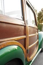 1951 FIAT 500C Giardineira Station Wagon  Chassis no. 500c-268428 Engine no. 500B-272903