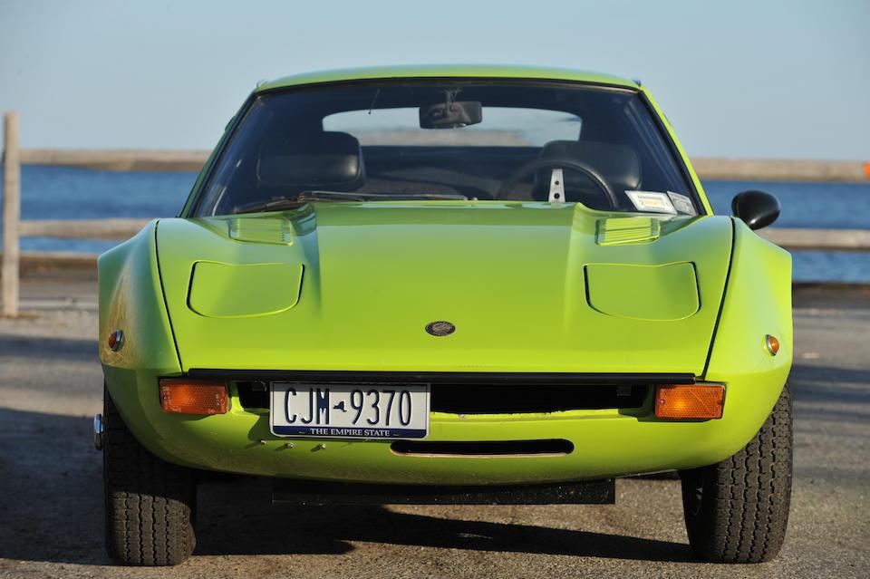OTAS # 0014 ,1971 OTAS Grand Prix Coupe  Chassis no. 100GB 1447434 Engine no. 100GB 000 1895704