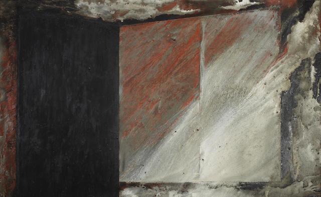 Laddie John Dill (American, born 1943) Untitled, 1980  60 x 96in