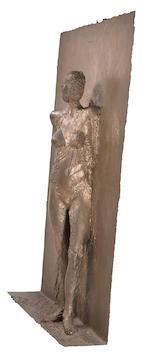 Manuel Neri (American, born 1930) Mujer Pegada No. 3, 1985 76 x 55 x 12in