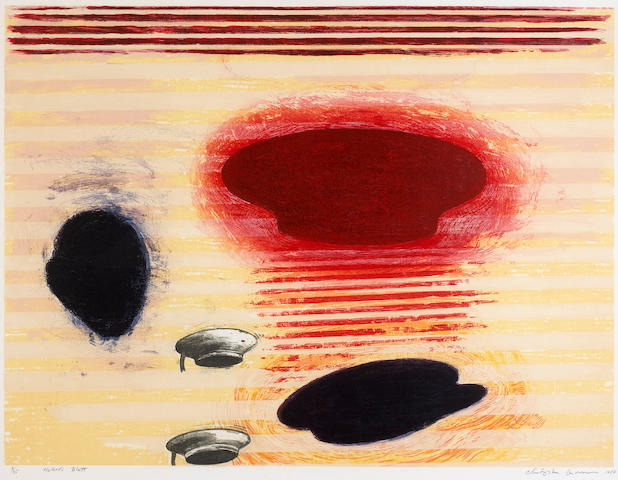 Christopher Brown (American, born 1951); Hatsell's Blatt;