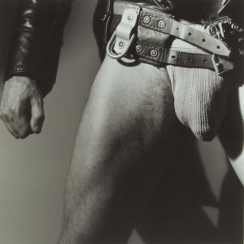 Robert Mapplethorpe (American, 1946-1989); Patrice #2, New York;