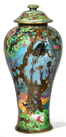 Wedgwood Fairyland Vase