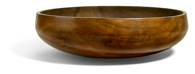 A bowl height 4 3/4in, diameter 16in