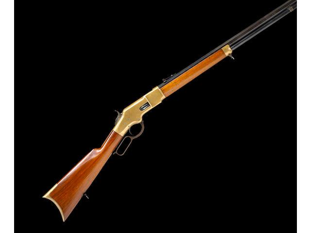 A fine Winchester Model 1866 rifle