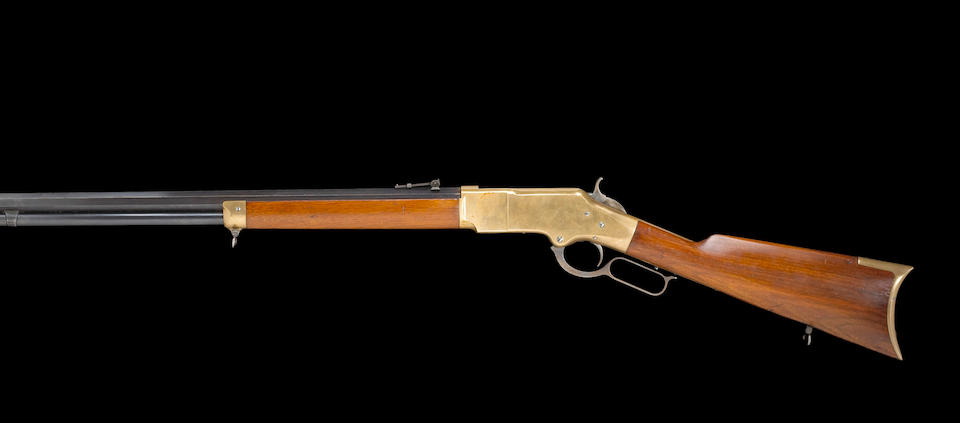 A fine Winchester Model 1866 lever action rifle
