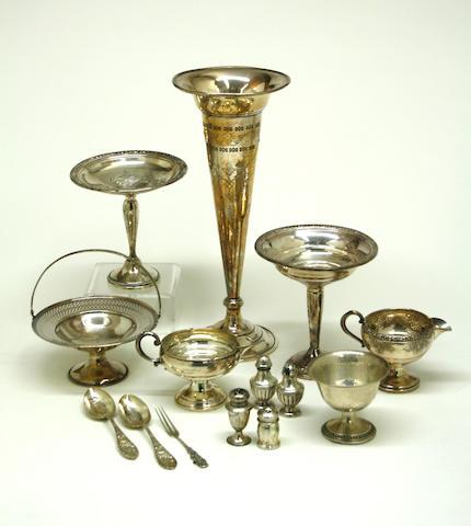Quantity of Scrap Silver