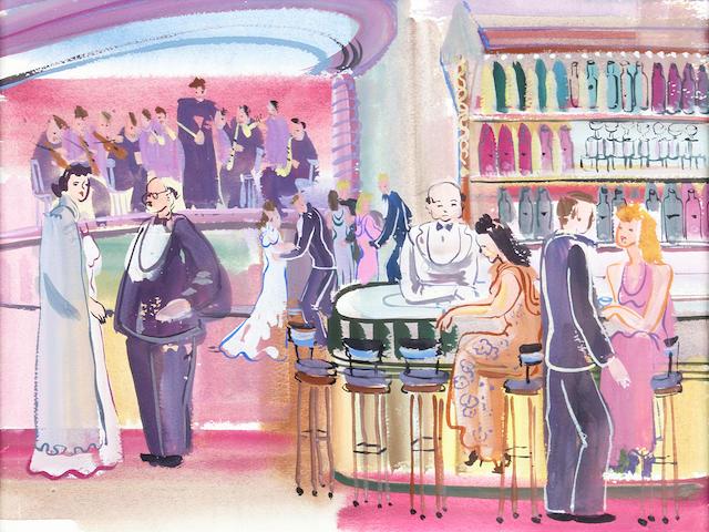 Trene Lagorio Night club