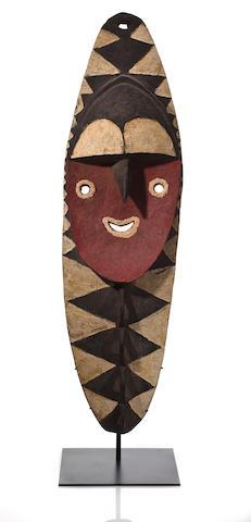 A Minja mask