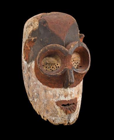 A Fang mask, Gabon