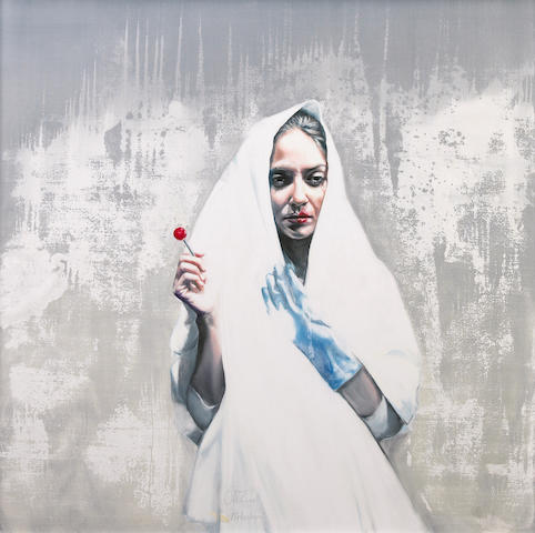 Afshin Pirhashemi (Iran, born 1974) Key Job, 2009 39 3/8 x 39 3/8in (100 x 100cm)