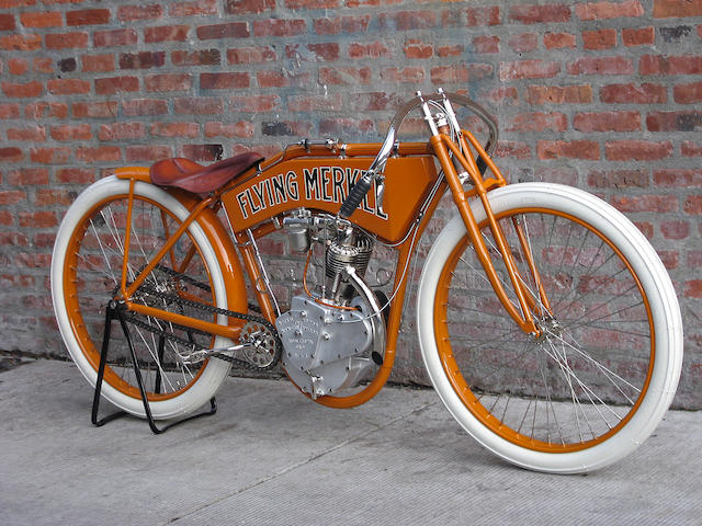 1913 Flying Merkel BTR,