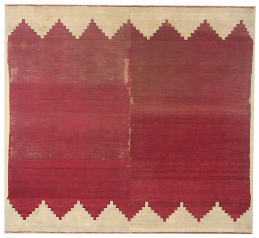 A Huari tunic, ca. A.D. 700-1000