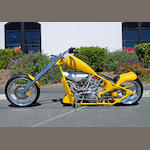 2006 Chopari Rigid Chopper,