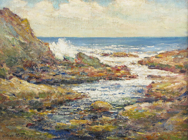 Yates - Title Unknown (Seascape)