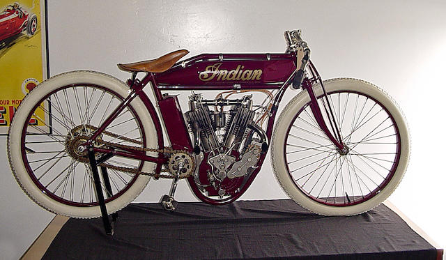 1911 Indian Board Track Racer,