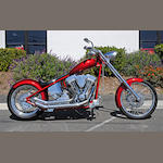 2006 Micah McCloskey Chopper,